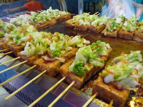 臭 豆腐 作り方